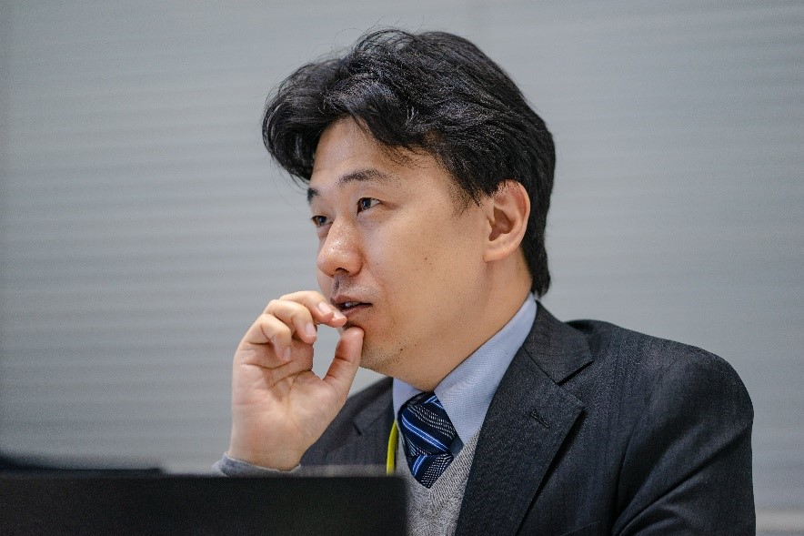 Prof Ryuhei Hayashi, Graduate School of Medicine, Osaka University