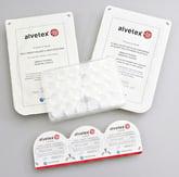 Alvetex samples